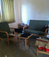 Apartment in Guest House of Indian Inst. of Sci, Bangalore