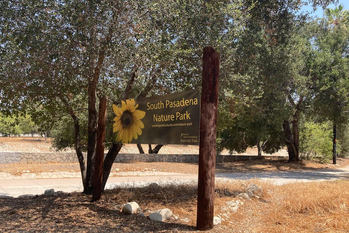 South Pas nature park