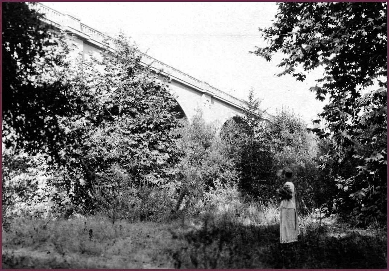 York St. Bridge, 1930s